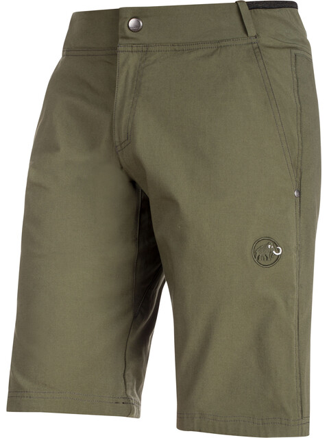 Mammut Alnasca Shorts Men iguana